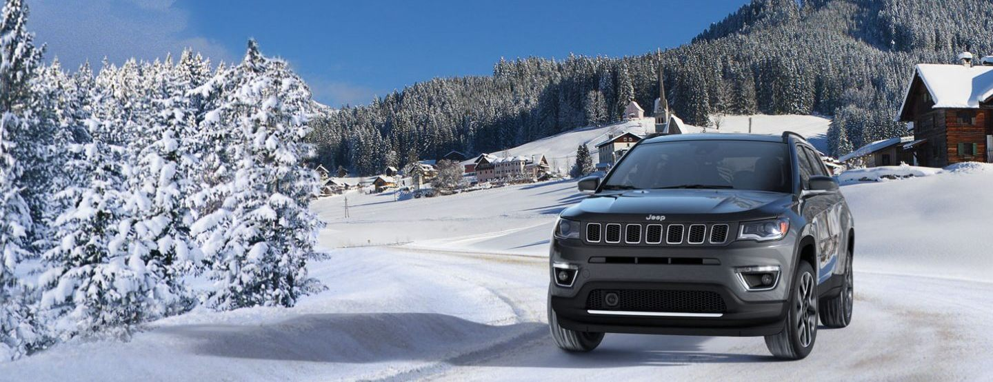 2020 Jeep Compass Leasing near Norman, OK
