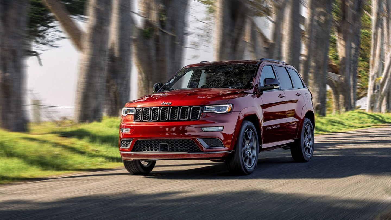 2020 Jeep Grand Cherokee Leasing near Norman, OK