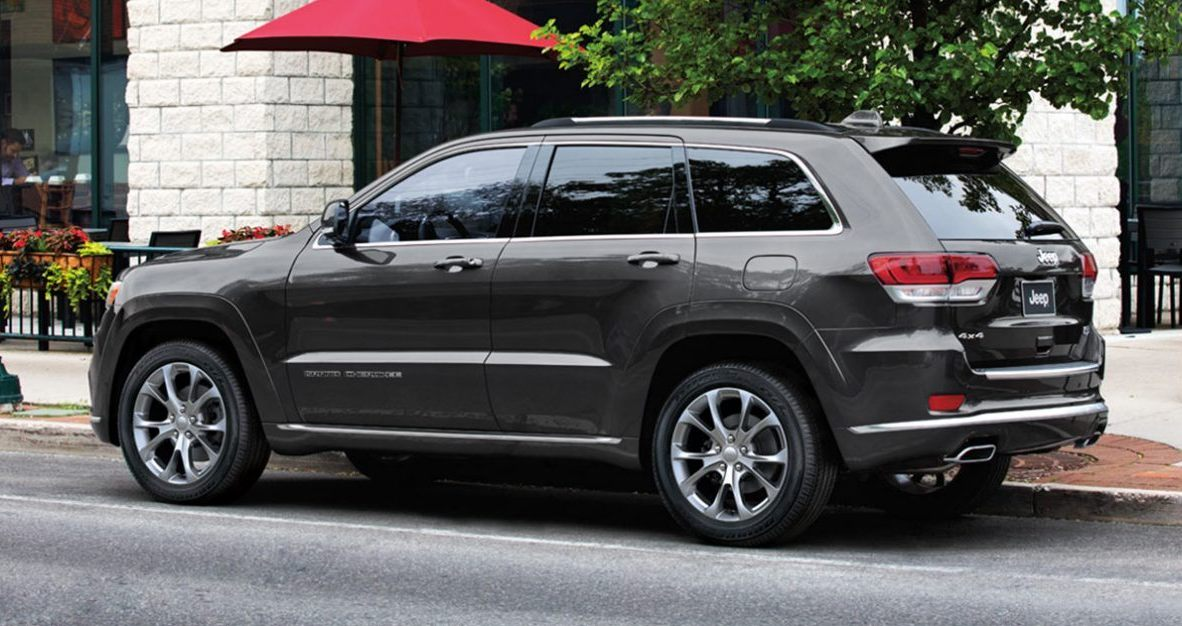 2020 Jeep Grand Cherokee Leasing near Oklahoma City, OK