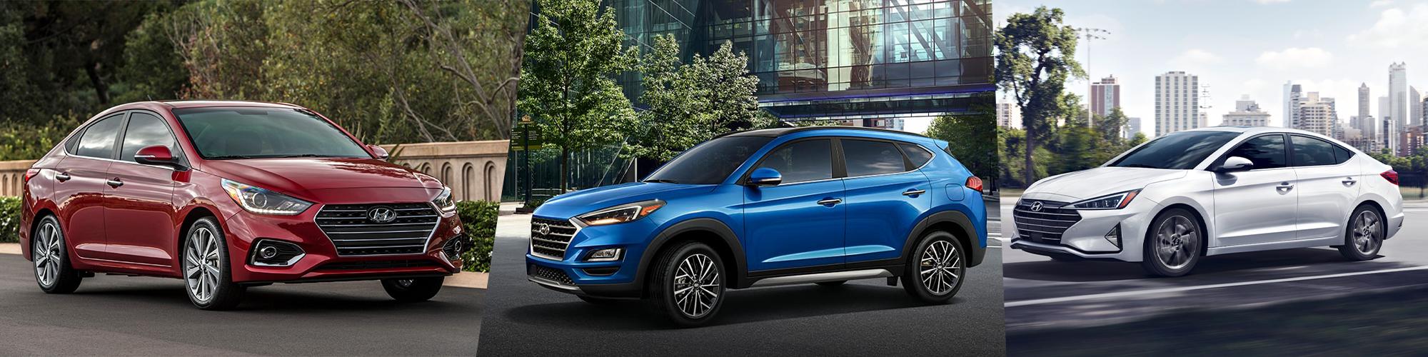 2019 Hyundai Models
