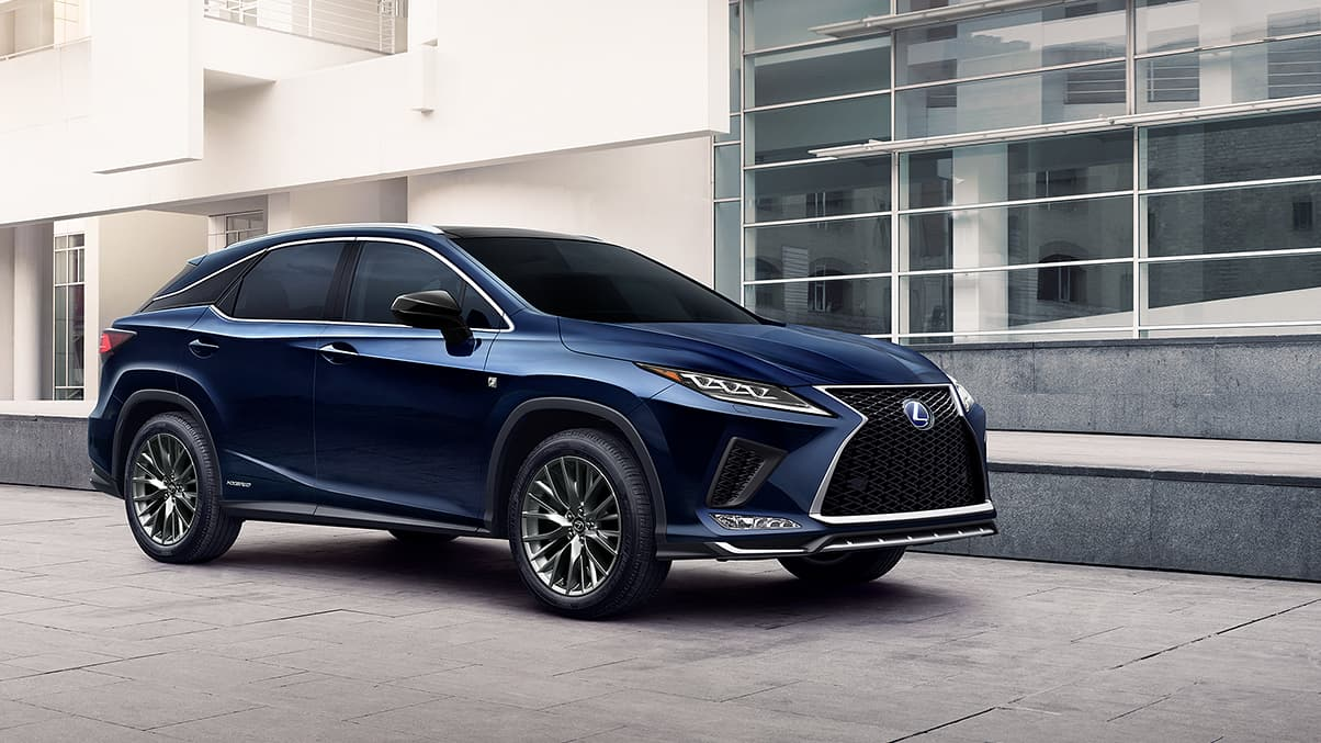 2020 Lexus RX 450h Lease near Morrison, CO