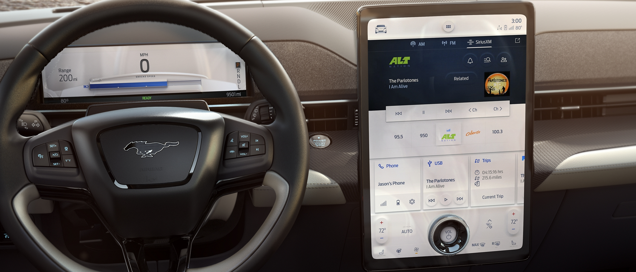2020 Ford vs Jeep Technology Features near Waukegan, IL