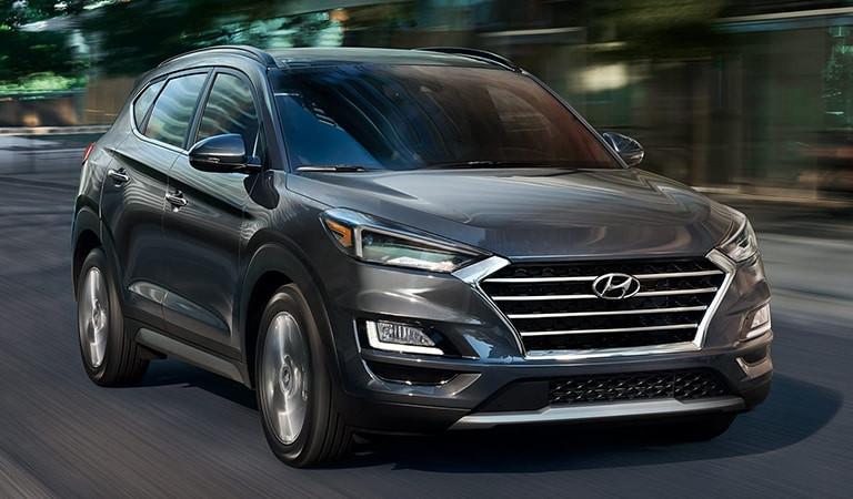Hyundai Tucson Exterior