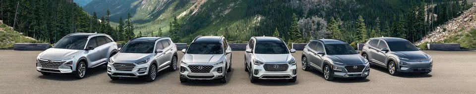 Compare the Hyundai Models