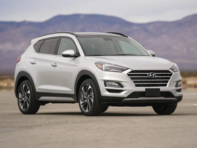 Compare the Hyundai Tucson to the Honda CR-V | Metairie