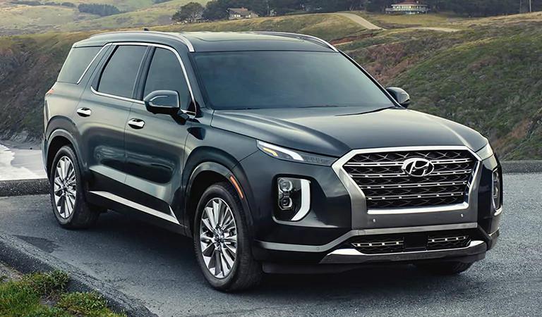 New Hyundai Palisade