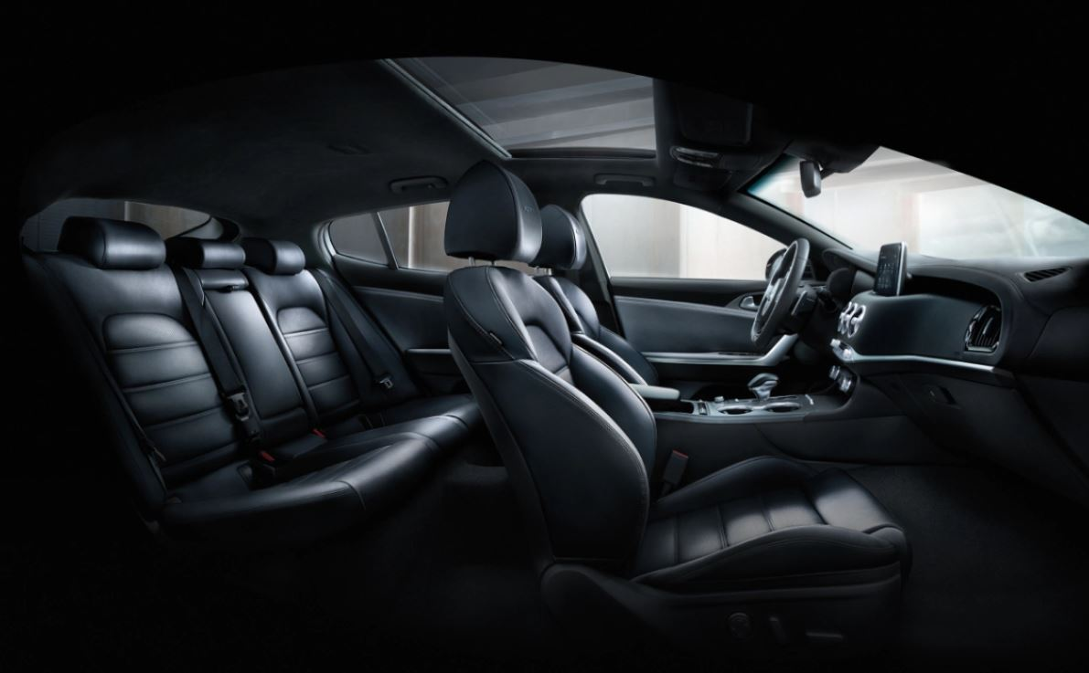 The 2020 Kia Stinger Was Built With Pure Comfort!