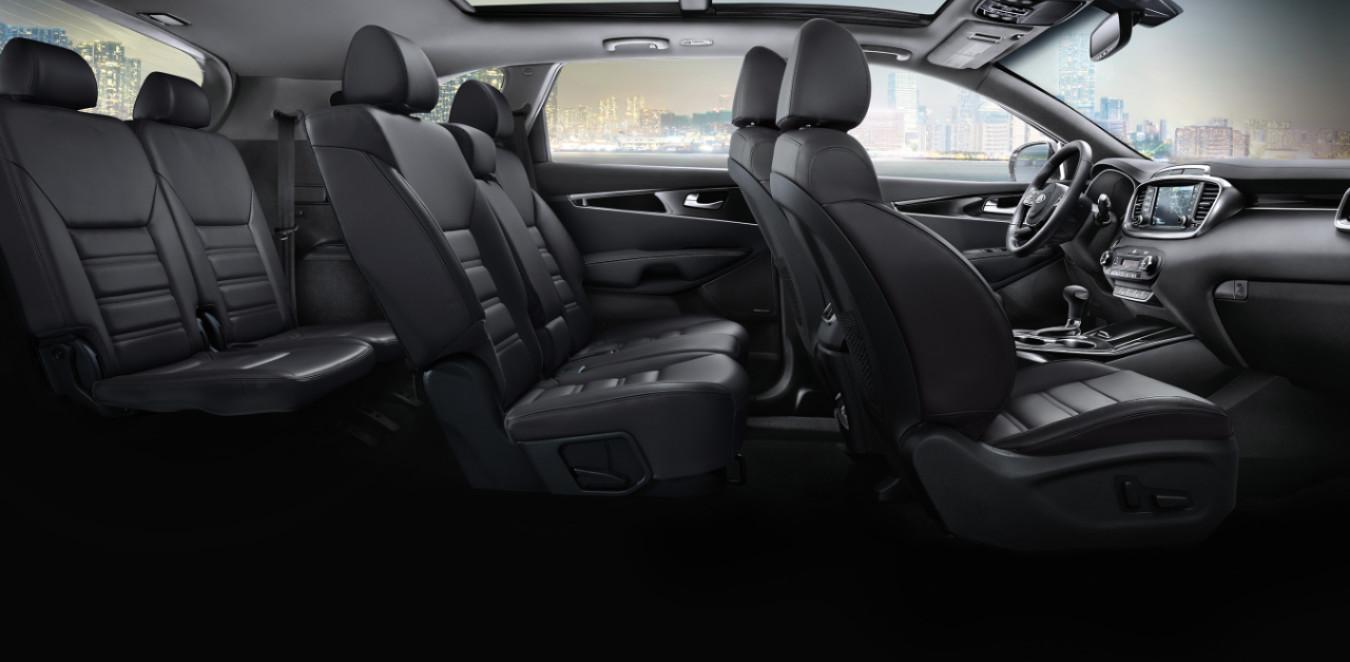 2020 Kia Sorento Spacious Interior