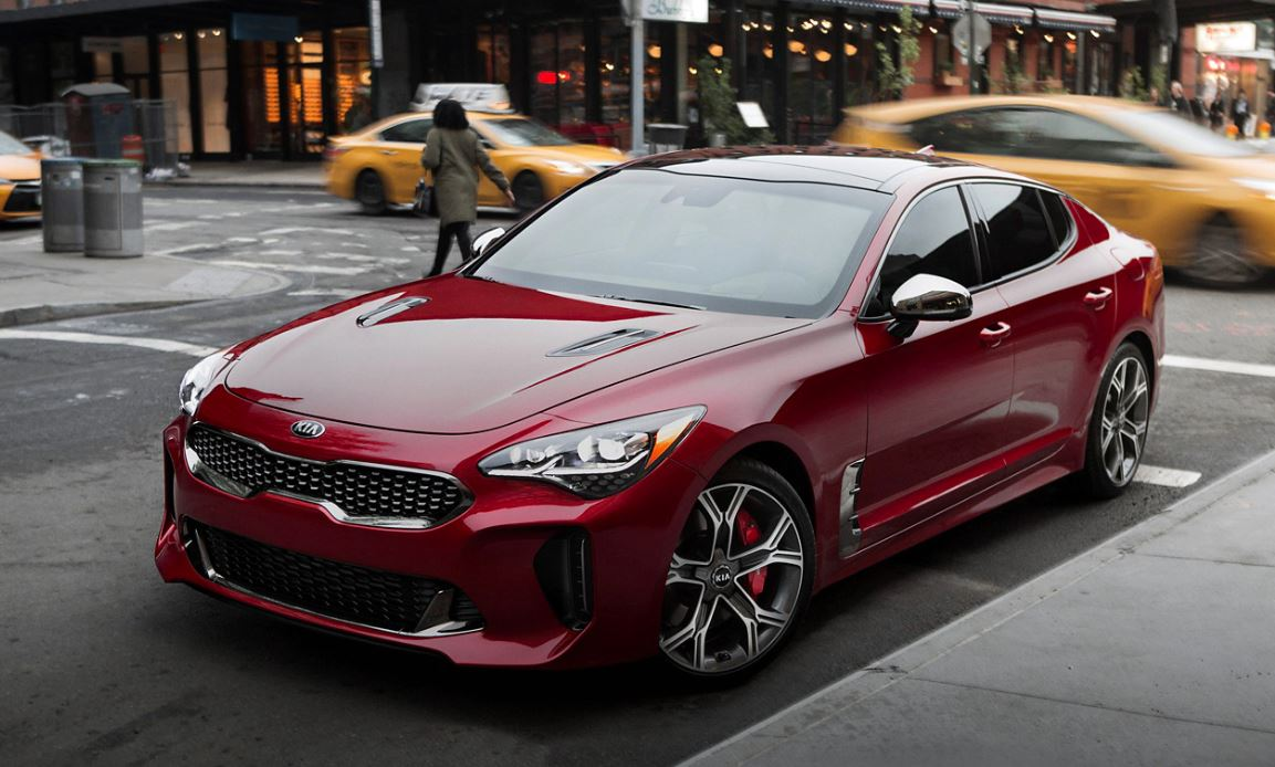 2020 Kia Stinger for Sale in San Antonio, TX