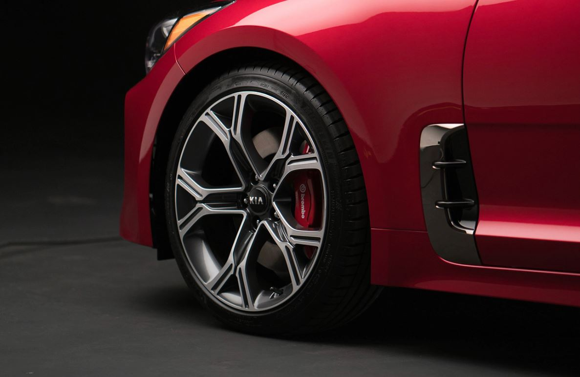 Make a Bold Statement in the 2020 Kia Stinger!