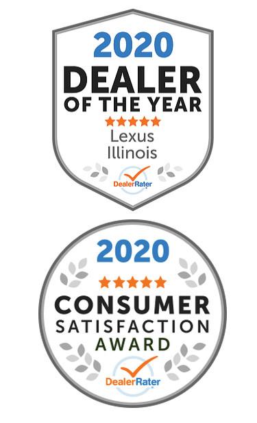 Lexus of Rockford - DealerRater Dealer of the Year