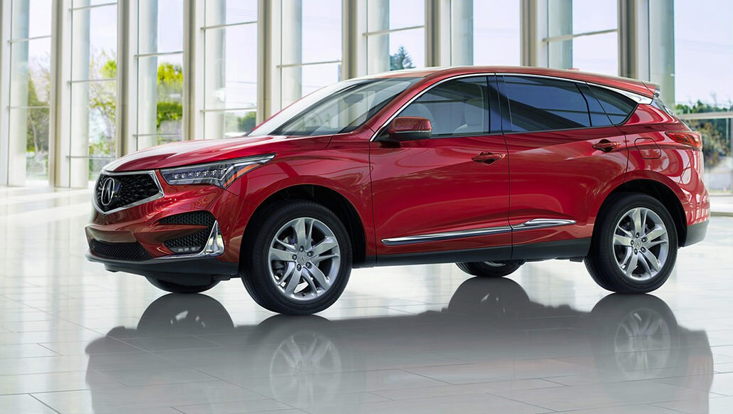 2020 Acura RDX Leasing near Elizabethton, TN