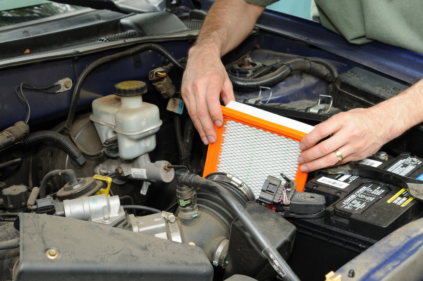 Air Filter Replacement Service in Houston, TX