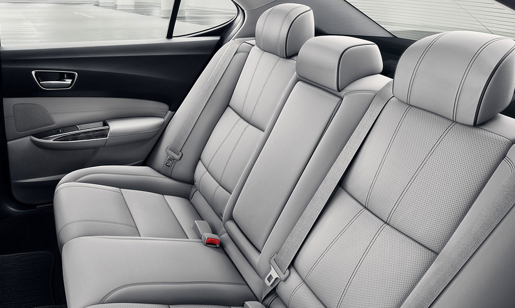 The 2020 Acura TLX Was Built With Comfort in Mind!