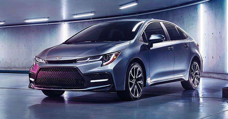 2020 Toyota Corolla -Dixon, IL