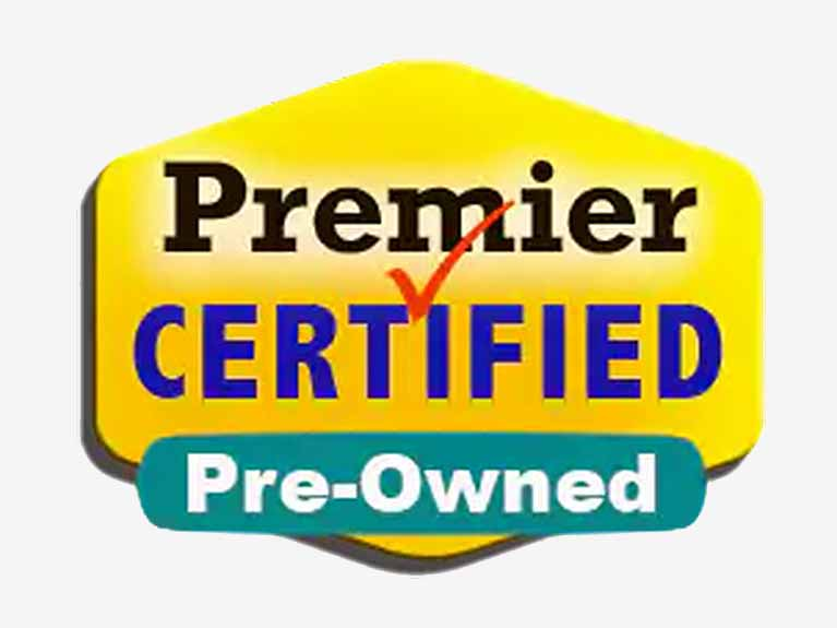 Premier Certified logo
