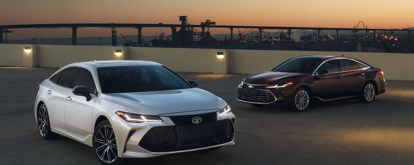 2020 Toyota Avalon Lease in Akron, OH