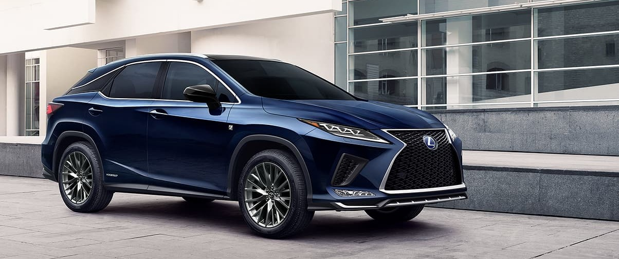 2020 Lexus RX 450h for Sale near Schererville, IN