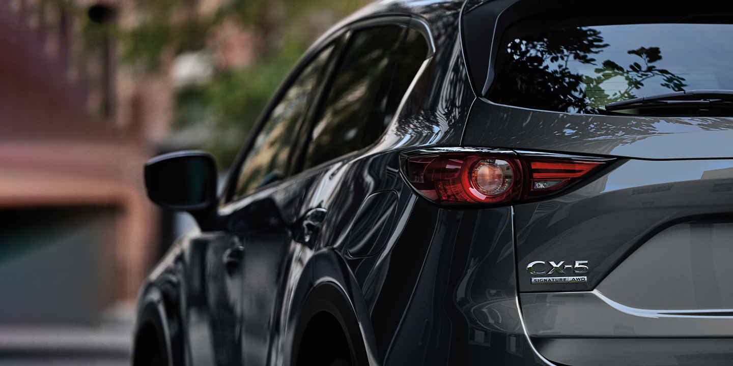 You Won't Go Unnoticed in the 2020 MAZDA CX-5!