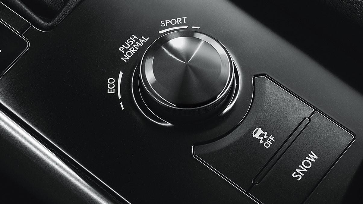 Driving Modes in the 2020 Lexus IS 300