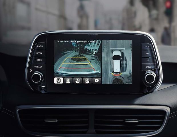 Hyundai Tucson Park assist| Autobedrijf Noteboom
