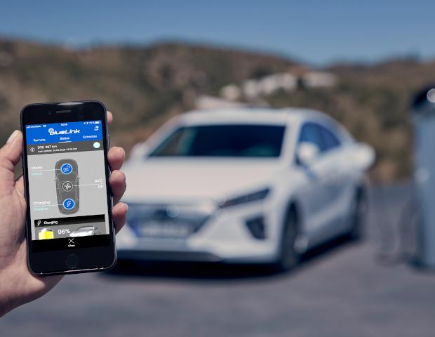 Hyundai iONIQ Bluelink | Autobedrijf Noteboom
