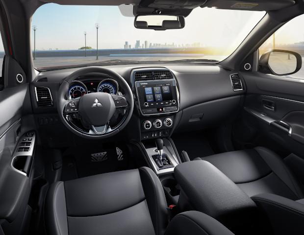 Mitsubishi ASX dashboard | Autobedrijf Noteboom