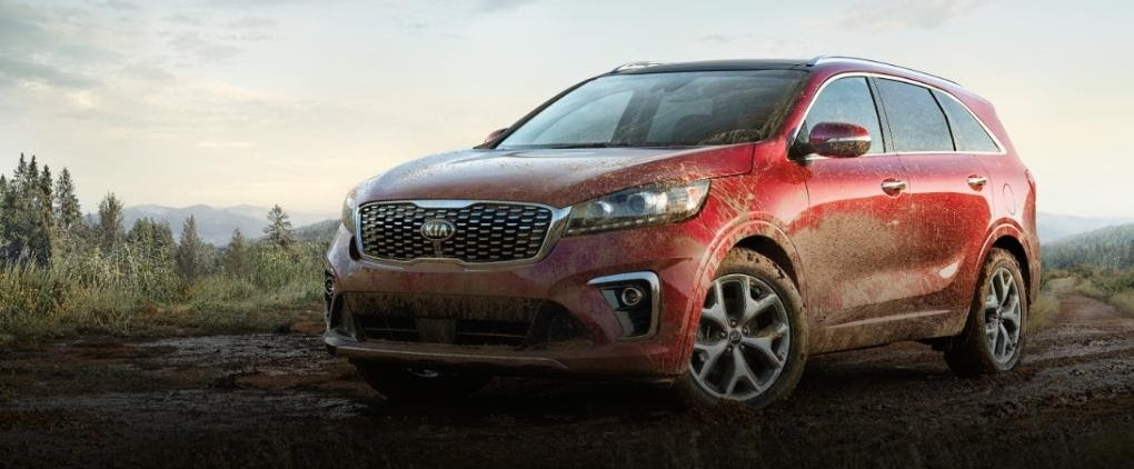2020 Kia Sorento Leasing near Fort Myers, FL