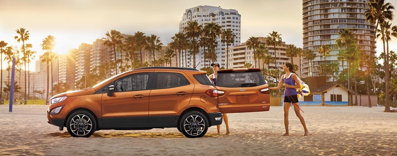 2020 Ford EcoSport for Sale near Dallas, TX