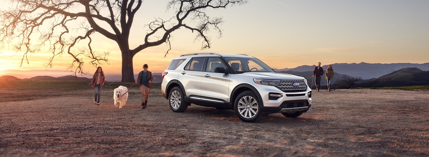 2020 Ford Explorer Leasing near Rockwall, TX