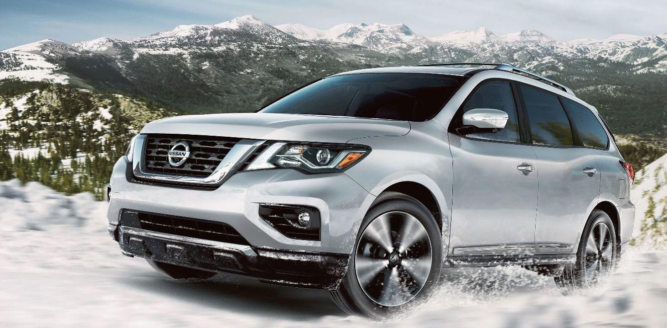 2020 Nissan Pathfinder Leasing near Long Island, NY