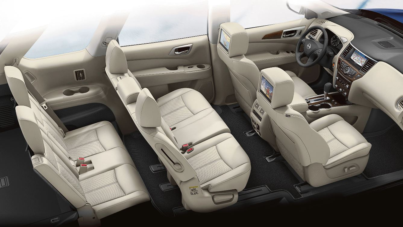 Seven Seats in the 2020 Pathfinder