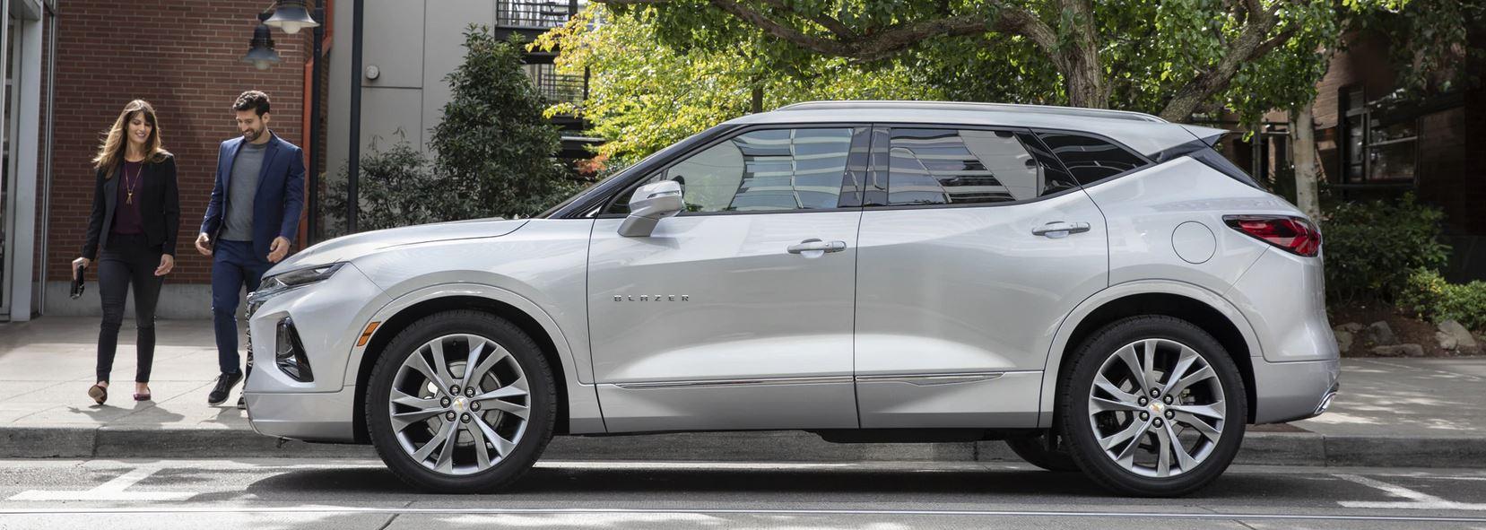 2020 Chevrolet Blazer Leasing near Southfield, MI