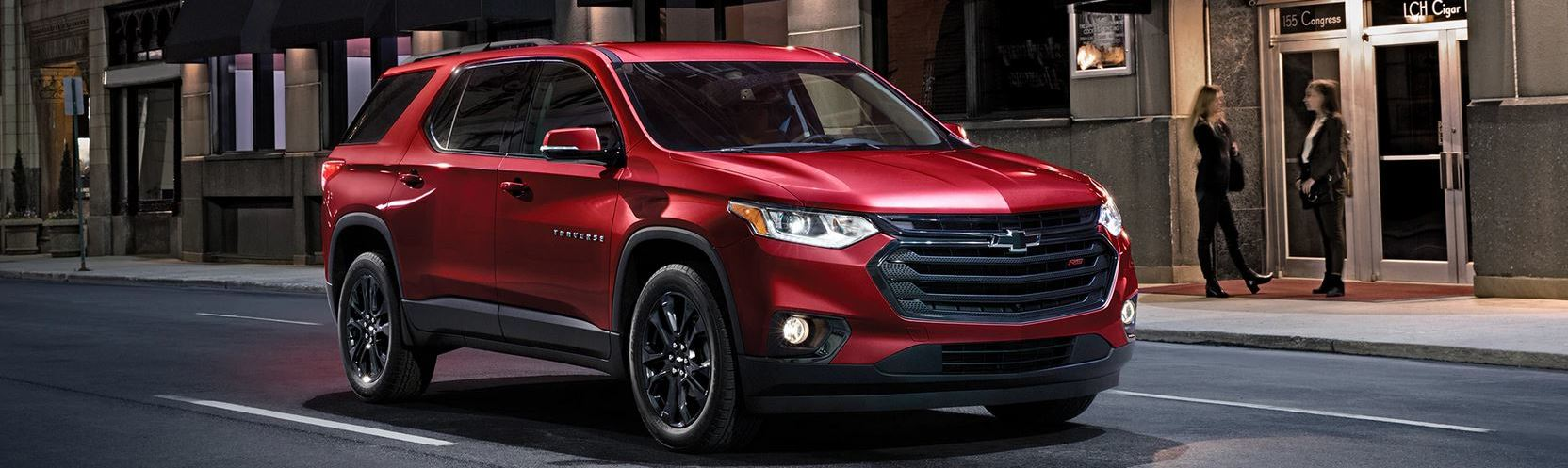 2020 Chevrolet Traverse for Sale near Southfield, MI