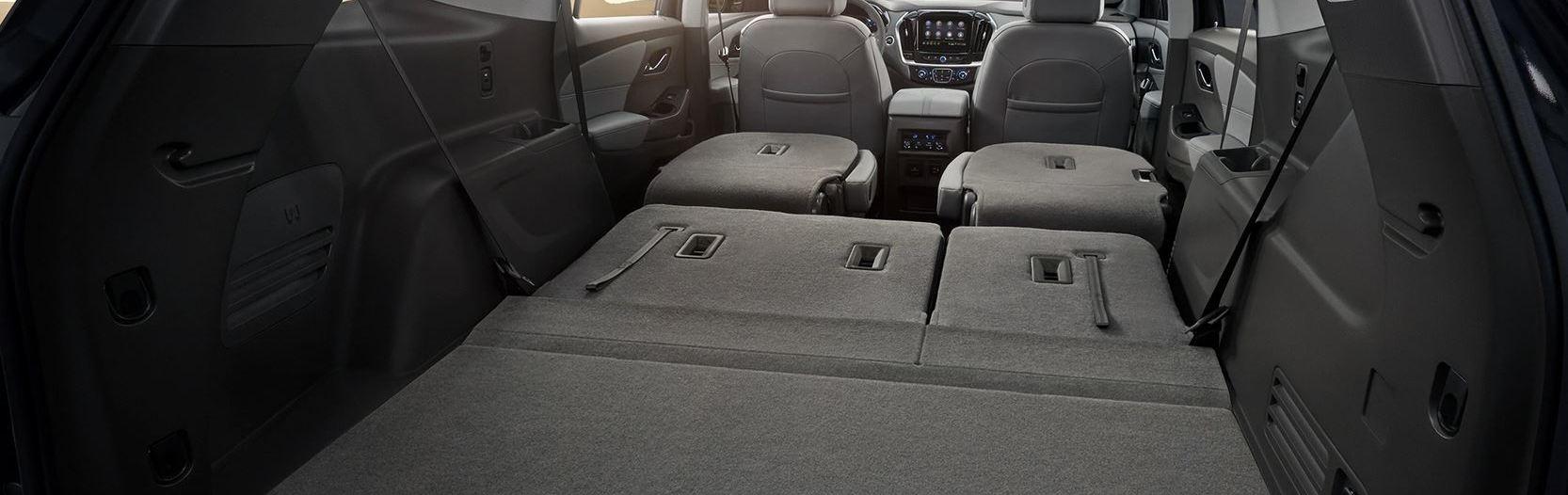 2020 Chevrolet Traverse Cargo Area