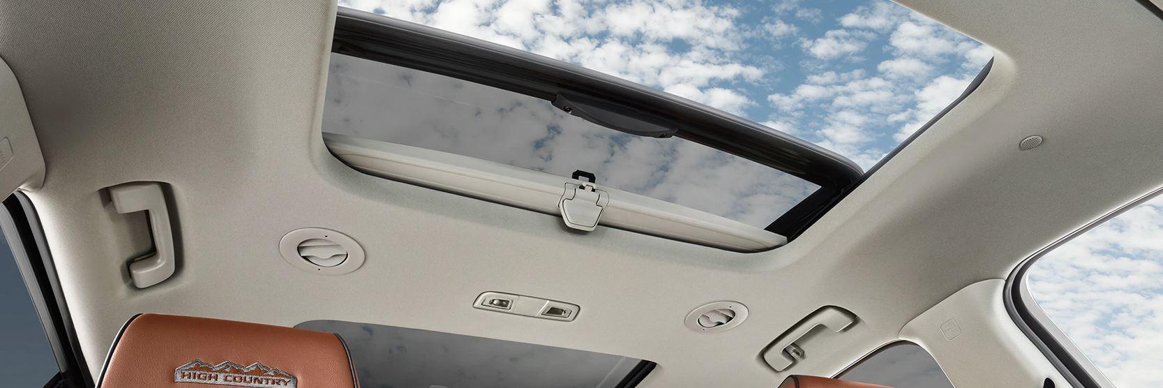 2020 Chevrolet Traverse Sunroof