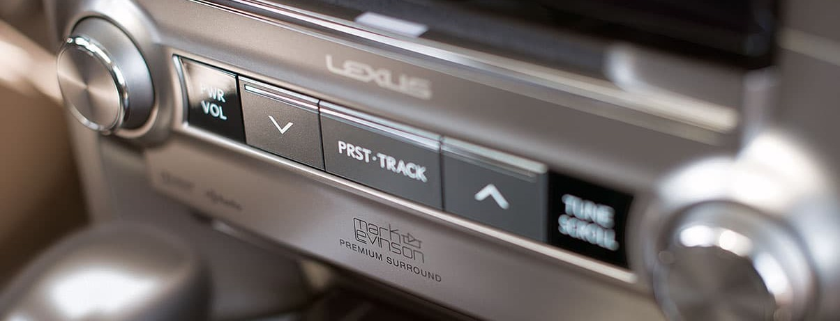 Enjoy Concert-Quality Sound in the 2020 Lexus GX 460!