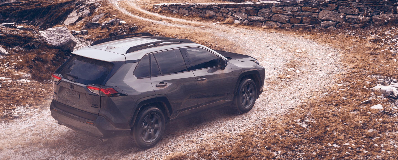2020 Toyota RAV4 Leasing near Perrysburg, OH