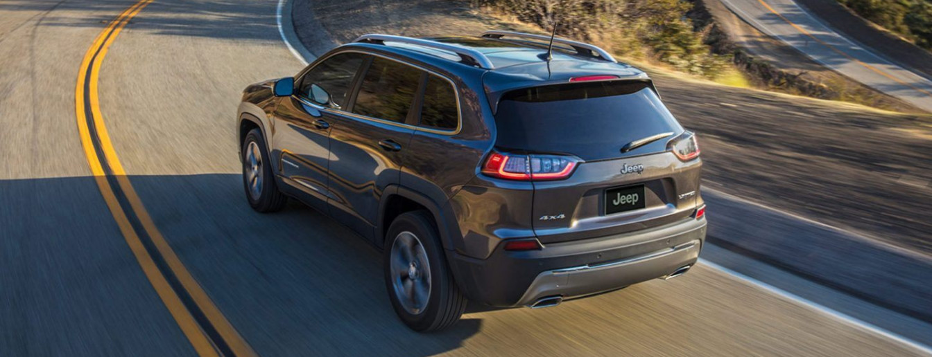 2020 Jeep Cherokee Trim Levels in Cookeville, TN