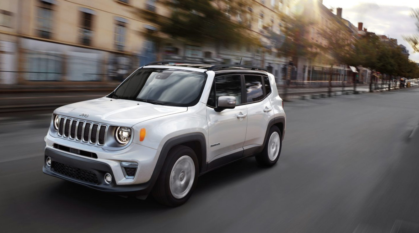 2020 Jeep Renegade Trim Levels in Cookeville, TN