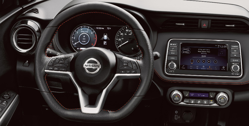 In the Driver's Seat of the 2020 Nissan Kicks