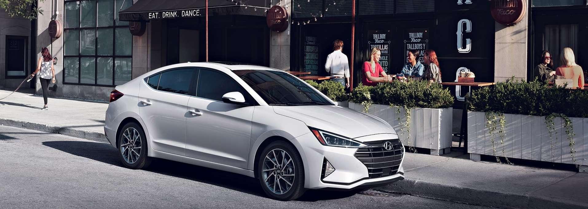 2020 Hyundai Elantra Leasing near Glen Allen, VA