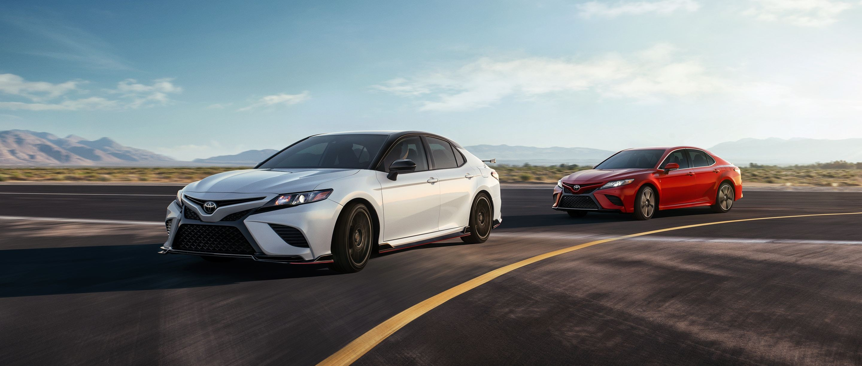 2020 Toyota Camry Leasing near Canton, OH