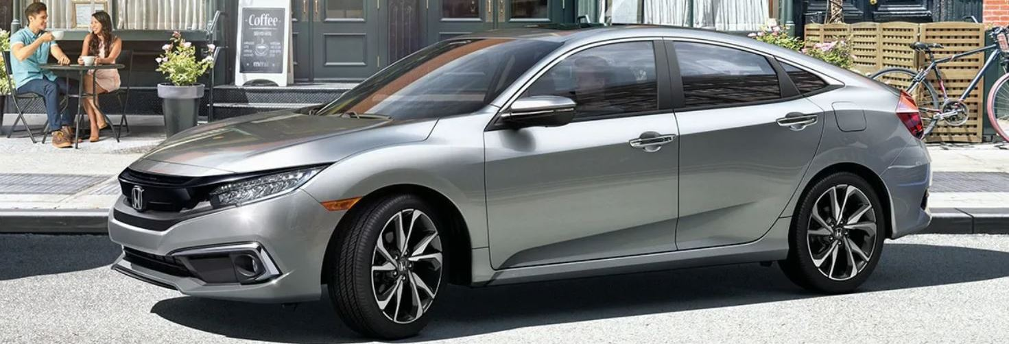 2020 Honda Civic Leasing near Columbia, SC