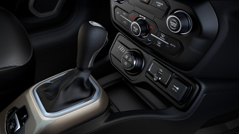 2020 Jeep Renegade Interior Design and Craftsmanship