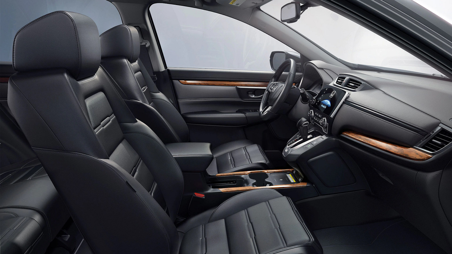 Accommodating Interior of the 2020 Honda CR-V