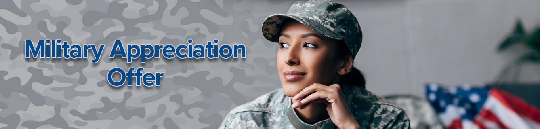 Pohanka Hyundai Military Appreciation Offer