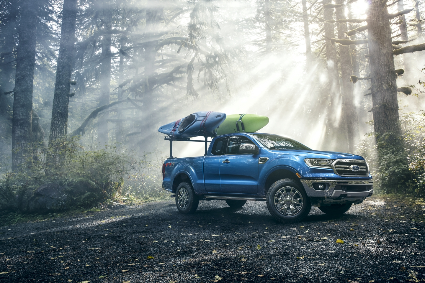 2020 Ford Ranger Leasing near Dallas, TX