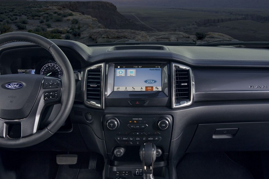 2020 Ford Ranger SYNC® Technology