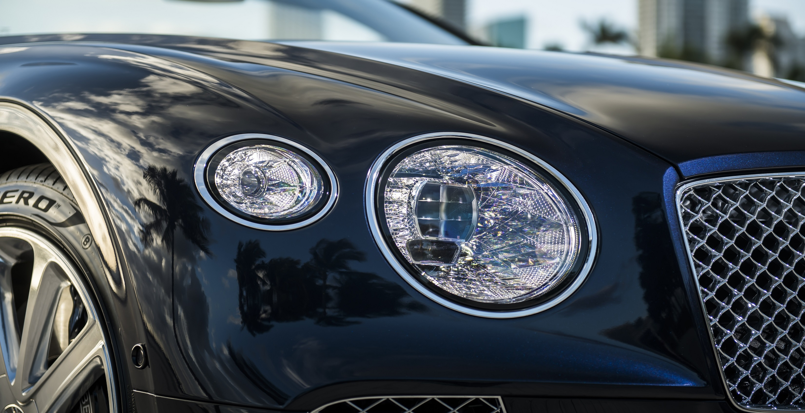 Make a Bold Statement in the 2020 Bentley Continental GT!